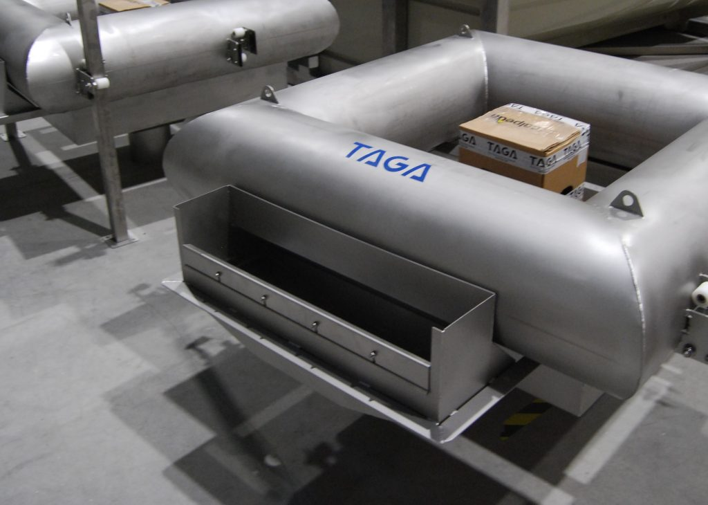 flotador TAGA Tecnología ambiental Gallega