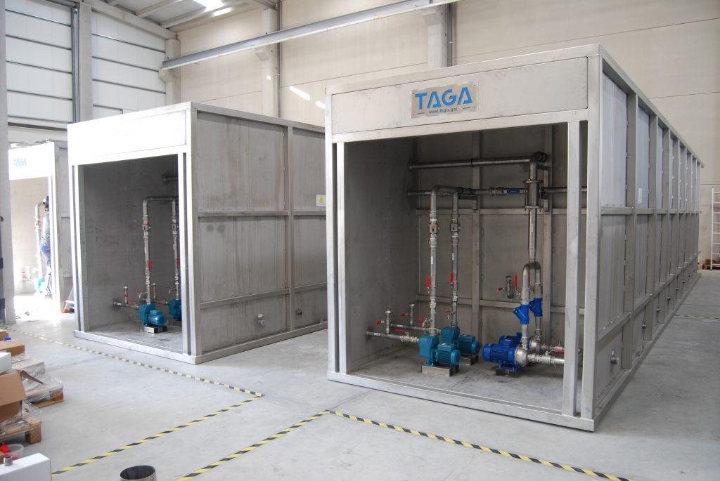 MBR TAGA Tecnología ambiental Gallega