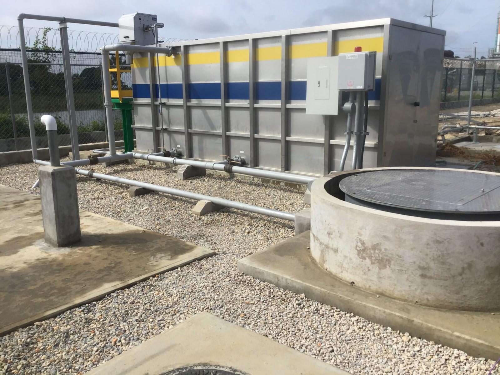 Equipo Tratamiento Aguas Residuales Urbanas - TAGA - Tecnología Ambiental Gallega
